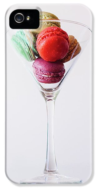 Macarons IPhone 5 Case by Happy Home Artistry