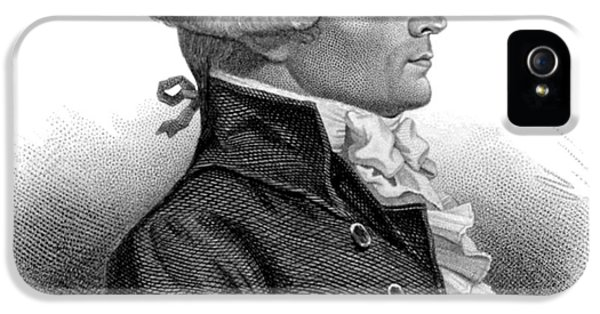 Constituent iPhone 5 Case - Maximilien Robespierre, French by Science Source