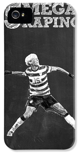 Megan Rapinoe IPhone 5 Case by Semih Yurdabak