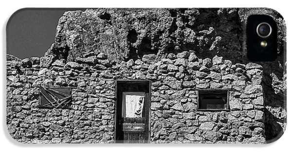 Miners Stone Shack IPhone 5 Case