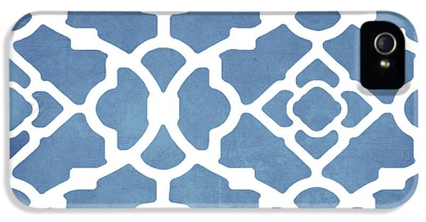 Moroccan Blues IPhone 5 Case