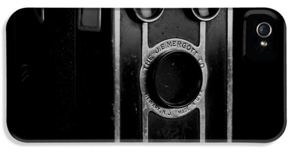 IPhone 5 Case featuring the photograph My Dad's Camera by Jeremy Lavender Photography