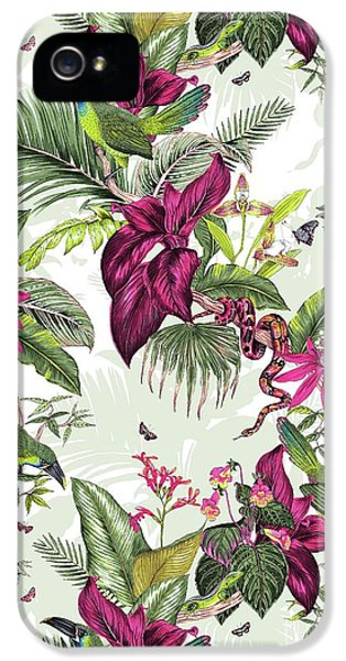 Nicaragua IPhone 5 / 5s Case by Jacqueline Colley