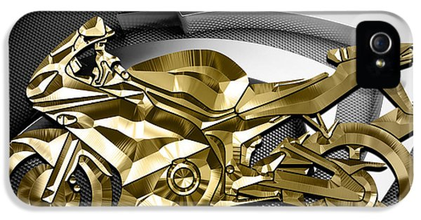 Ninja Motorcycle Collection IPhone 5 Case by Marvin Blaine