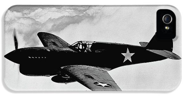 Airplane iPhone 5 Case - P-40 Warhawk by War Is Hell Store