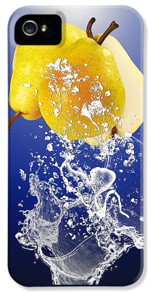 Pear Splash Collection IPhone 5 Case