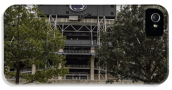 Penn State Beaver Stadium  IPhone 5 Case by John McGraw