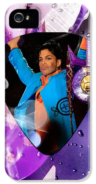 Prince Art IPhone 5 Case by Marvin Blaine