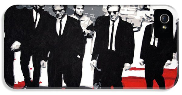 Reservoir Dogs IPhone 5 Case