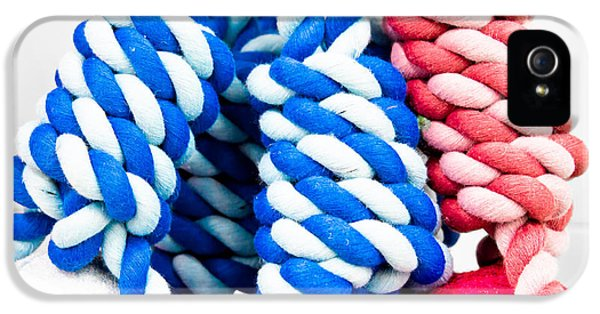 Rope Toys IPhone 5 / 5s Case by Tom Gowanlock