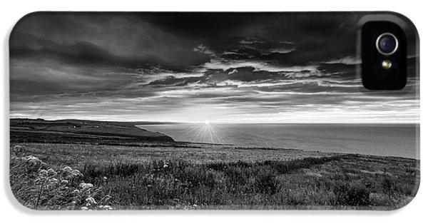 Scottish Sunrise IPhone 5 Case