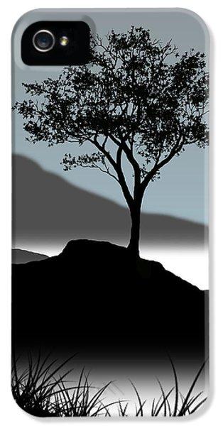 Serene IPhone 5 Case by Chris Brannen
