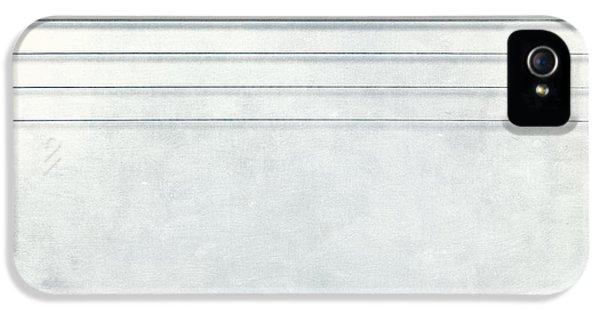 Guitar iPhone 5 Case - Six Strings by Scott Norris