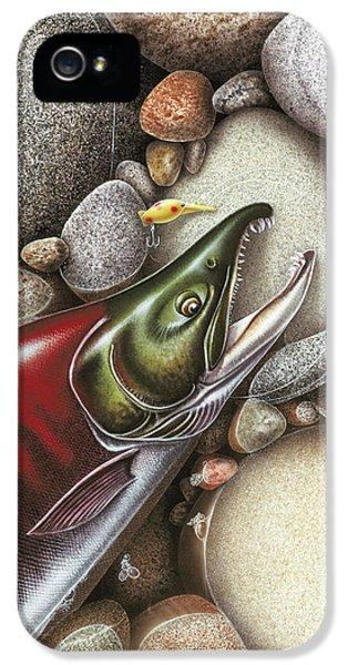Sockeye Salmon IPhone 5 Case