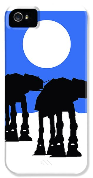 Star Wars At-at Collection IPhone 5 / 5s Case by Marvin Blaine