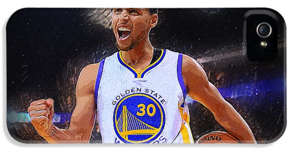 Stephen Curry IPhone 5 Case