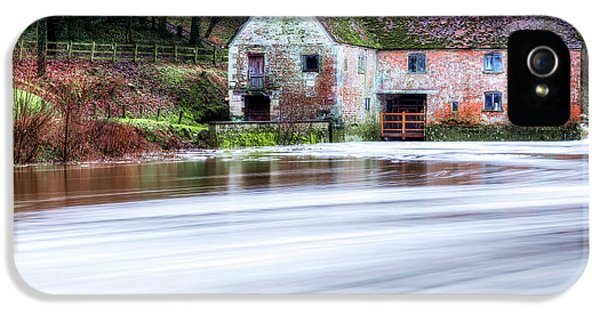 Dorset iPhone 5 Case - Sturminster Newton Mill - England by Joana Kruse