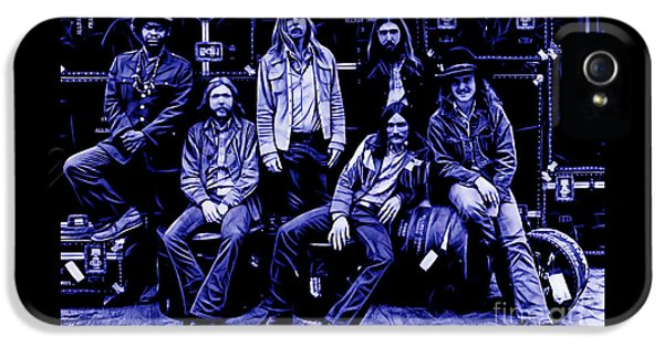 The Allman Brothers Collection IPhone 5 Case