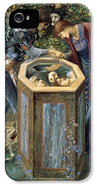 The Baleful Head IPhone 5 / 5s Case by Edward Burne-Jones