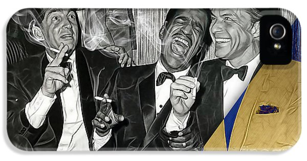 The Rat Pack Collection IPhone 5 Case