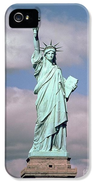 The Statue Of Liberty IPhone 5 Case