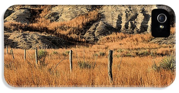 IPhone 5 Case featuring the photograph This Is Kansas by JC Findley