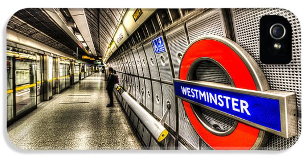 Underground London IPhone 5 / 5s Case by David Pyatt