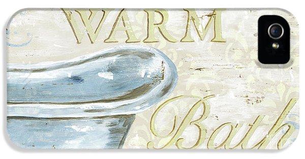 Warm Bath 2 IPhone 5 Case by Debbie DeWitt