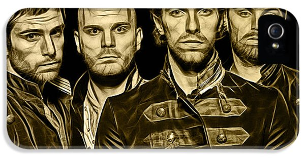 Coldplay Collection IPhone 5 / 5s Case by Marvin Blaine