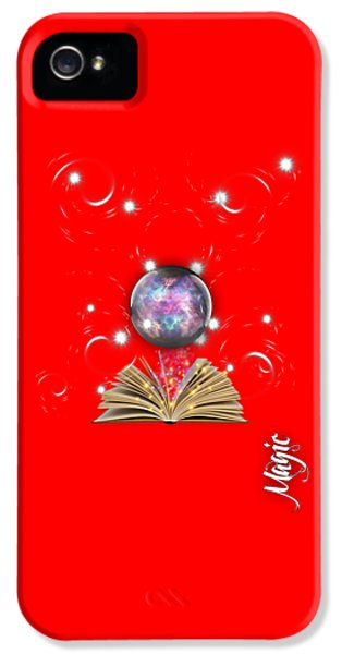 Magic Collection IPhone 5 Case