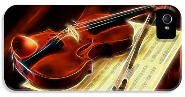 Violin Collection IPhone 5 / 5s Case by Marvin Blaine
