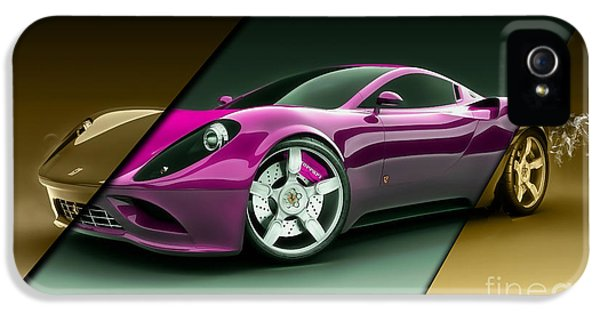 Ferrari Collection IPhone 5 / 5s Case by Marvin Blaine