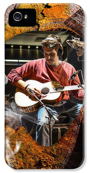 John Mayer Art IPhone 5 Case