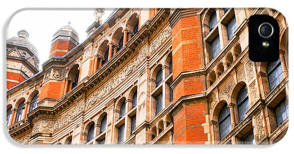 London Building IPhone 5 Case by Tom Gowanlock