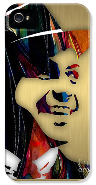 Frank Sinatra Collection IPhone 5 Case by Marvin Blaine