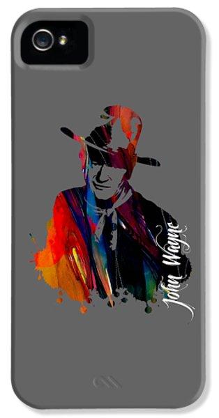 John Wayne Collection IPhone 5 Case