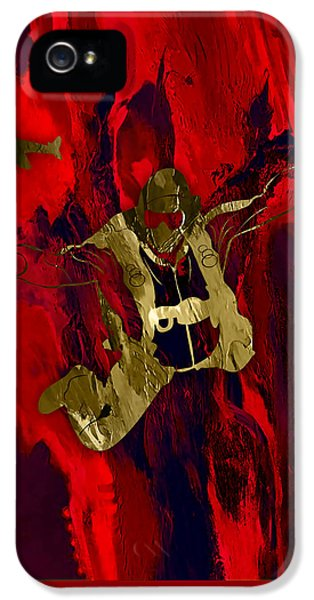 Skydiving Collection IPhone 5 Case by Marvin Blaine