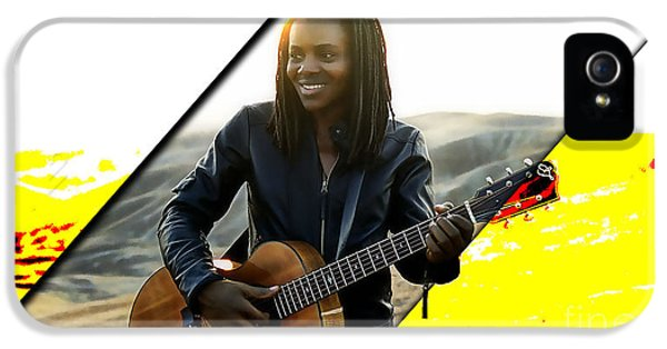 Tracy Chapman Collection IPhone 5 / 5s Case by Marvin Blaine