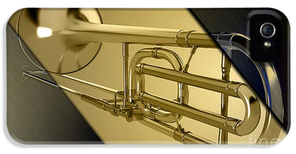 Trombone Collection IPhone 5 Case