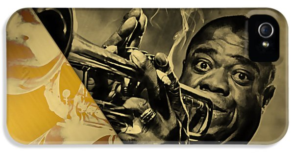 Louis Armstrong Collection IPhone 5 Case