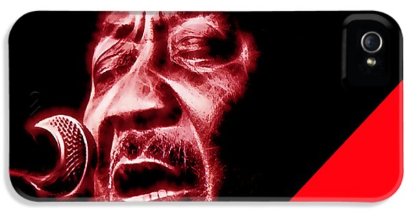 Muddy Waters Collection IPhone 5 Case by Marvin Blaine