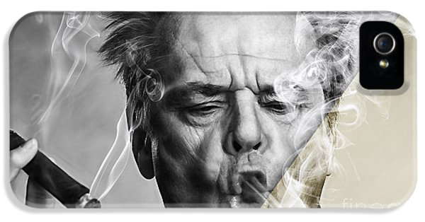Jack Nicholson Collection IPhone 5 Case