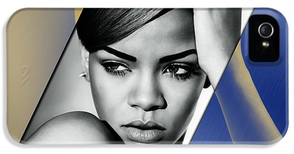 Rihanna Collection IPhone 5 Case