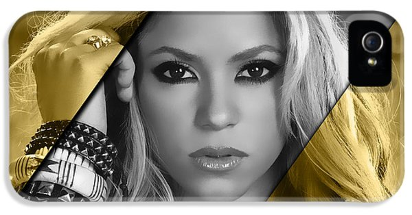 Shakira Collection IPhone 5 Case by Marvin Blaine