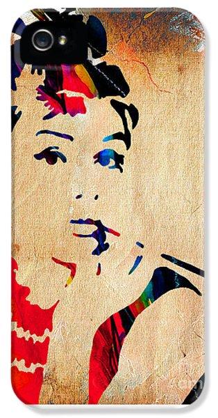 Audrey Hepburn Collection IPhone 5 Case