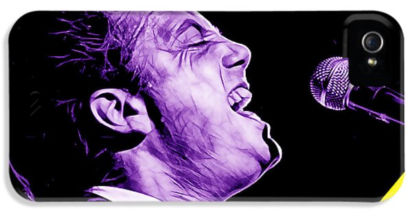 Billy Joel Collection IPhone 5 Case by Marvin Blaine