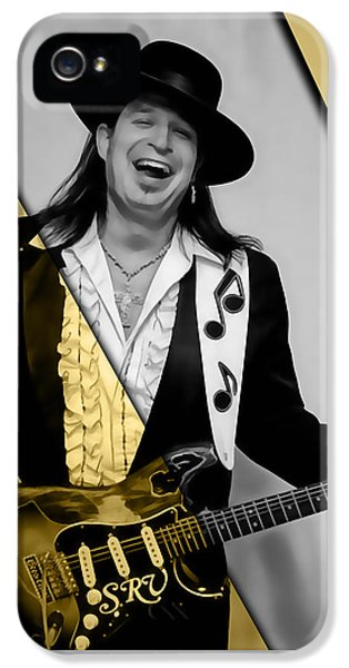 Stevie Ray Vaughan Collection IPhone 5 Case