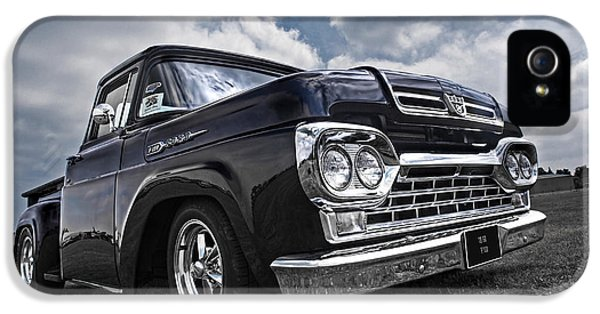 1960 Ford F100 Truck IPhone 5 Case