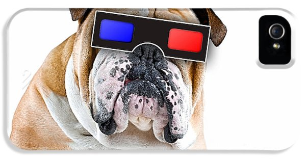 3d Dog Collection IPhone 5 Case