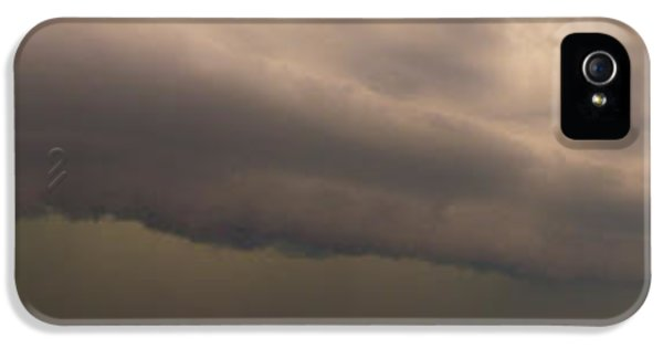 Nebraskasc iPhone 5 Case - 3rd Storm Chase Of 2015 by NebraskaSC
